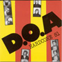 D.O.A: Hardcore 81 CD