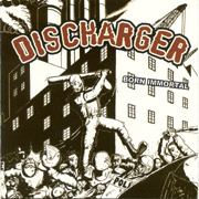 DISCHARGER: Born Inmortal CD