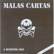 MALAS CARTAS: A reventon 2004 CD+DVD