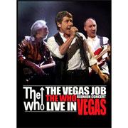 WHO, THE: The Vegas job DVD
