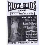 RIOT KIDS Nº 14 Skinzine