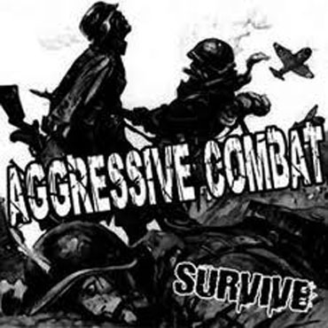 AGGRESSIVE COMBAT - Survive CD/EP
