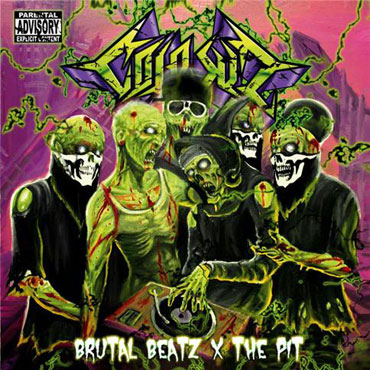 COLOSVS: Brutal Beatz x The Pit CD