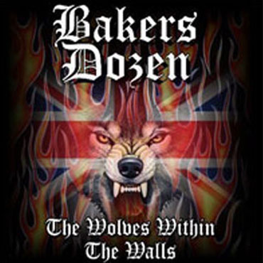 BAKERS DOZEN: The wolves within the walls LP