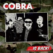 COBRA: Is Back CD & DVD
