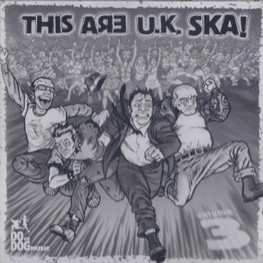 V/A: This are UK Ska Vol. 3 CD