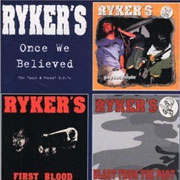RYKERS: Once we believed - The Lost and Found EPs CD