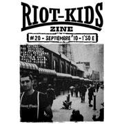 RIOT KIDS Skinzine Nº20