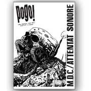 POGO Fanzine especial MCD / ATTENTAT SONORE Ep