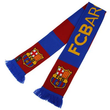 F.C.B BARCELONA Scarf