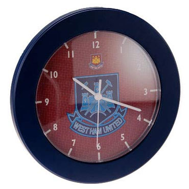 WEST HAM UNITED 73 Wallclock / Reloj de pared Official Merchandise