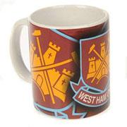 WEST HAM UNITED Mug / Taza