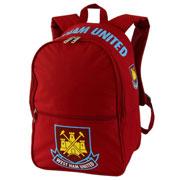 WEST HAM UNITED Backpack Bag 2