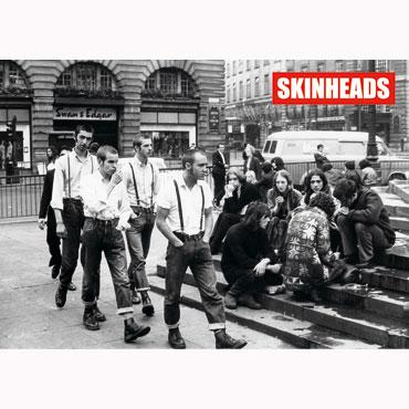 SKINHEAD 1969 Poster Medidas: A2