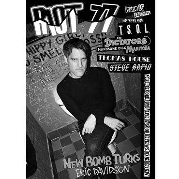 RIOT 77 Fanzine nº16