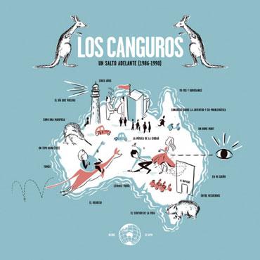 LOS CANGUROS Un Salto Adelante LP + MP3