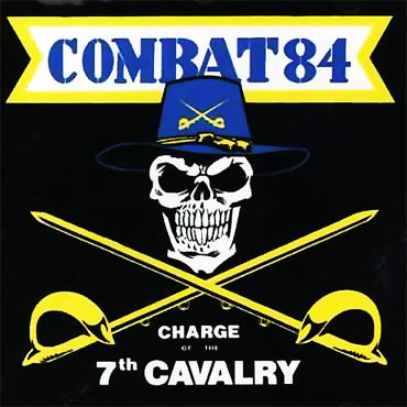 COMBAT 84 Charge of the 7th Cavalry LP (Red) Limitado 200