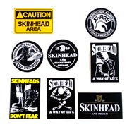 SKINHEAD STICKERS OFFER PACK