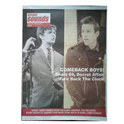 STREET SOUNDS Issue 6 Sham 69, Secret Affair, The Selecter...zine