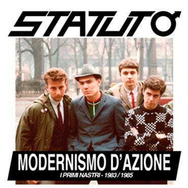 STATUTO Modernismo d'aisone 82-83 LP 12