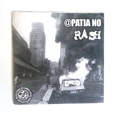 EP APATIA NO / RASH Split 7 inches
