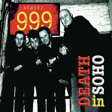 999 Death in Soho LP 12