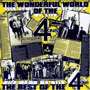 4 SKINS The Wonderful World LP 12 inches Limited edition