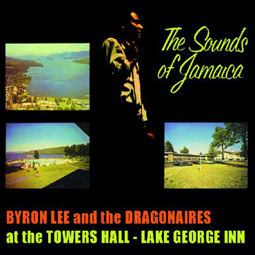 BYRON LEE AND THE DRAGONAIRES The Sounds of Jamaica 12 inches LP