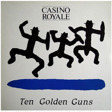CASINO ROYALE 10 Golden Guns Long Play