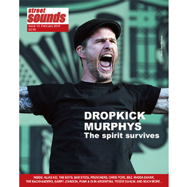 STREET SOUNDS Magazine issue 10