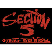 A3 Poster SECTION 5 Street Rock n Roll