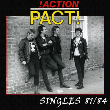 ACTION PACT Singles 81-84 12 inches LP