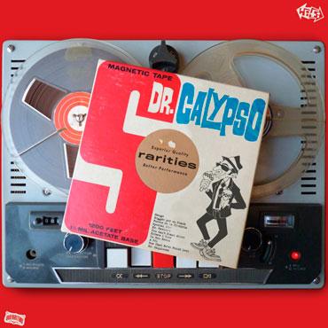 DR CALYPSO Rarities LP cover