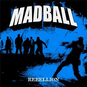 Portada de MADBALL Rebellion 7