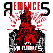 Diseño de la portada de REMENCES No t'arronsis LP