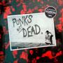 Artwork for THE EXPLOITED Punks not dead LP