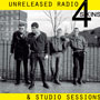 Portada 4 SKINS Unreleased Radio & Studio Sessions LP