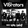 Diseño de portada THE VIBRATORS The 1977 Demos LP (Black)