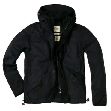 SURPLUS NEW SAVIOR JACKET BLACK / chaqueta