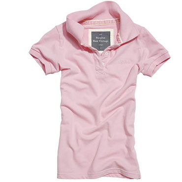 LADIES POLO Rose / Rosa