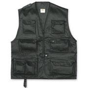 SURPLUS Hunting vest black / Chaleco negro