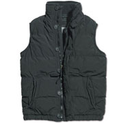 Rock Mountain Vest Black / Chaleco Negro XL