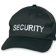 SECURITY CAP Black / Negra