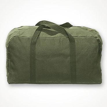 Surplus Holdalls Olive Pilot Bags