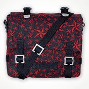 SURPLUS Cotton bag Big Nautical Red
