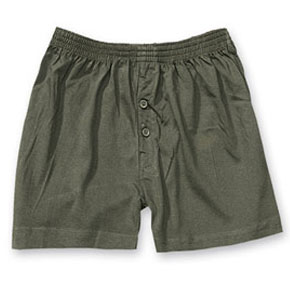 BOXERSHORTS Olive / CALZONCILLOS BOXERS Color Oliva