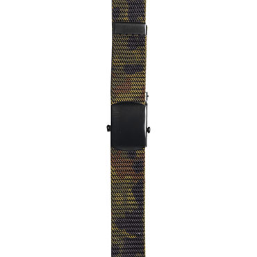 SURPLUS US BELT 3 cm WOODLAND / Cinturon militar Camuflaje