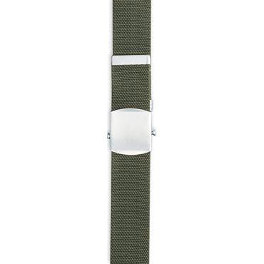 SURPLUS US BELT 4 cm OLIVE / Cinturon militar Oliva