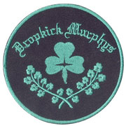 DROPKICK MURPHYS Patch Trashmark