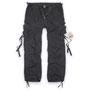 BRANDIT M-65 Vintage Black Pantalones Largos